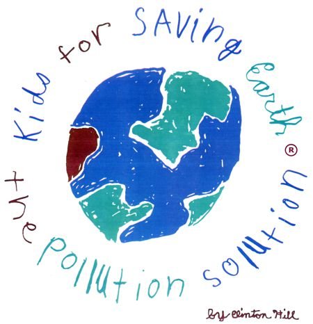 kids for saving earth logo