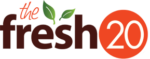 the fresh 20 meal planning logo