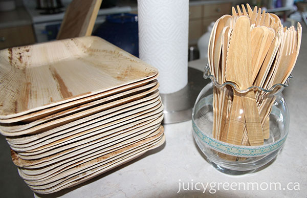 greenmunch sustainable disposable dinnerware review