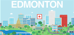 Edmonton graphic