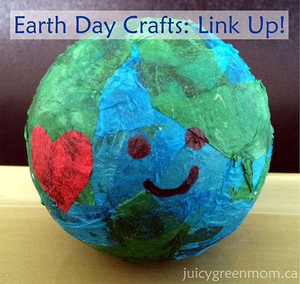 6 Earth Day Crafts