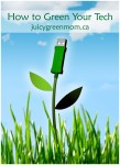 how to green your technology