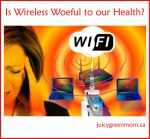 Is wireless radiation harmful to health