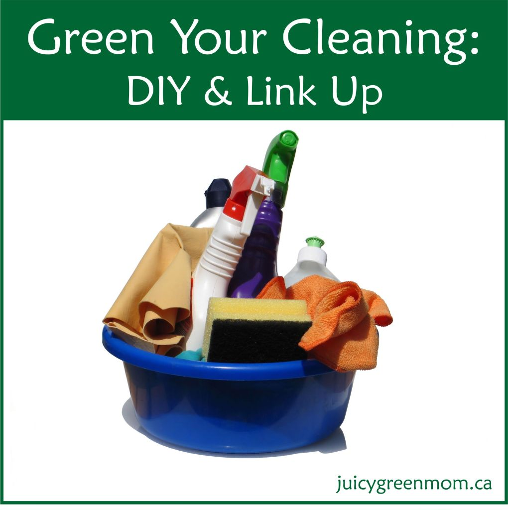 Green Your Cleaning: DIY