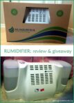 Rumidifier review