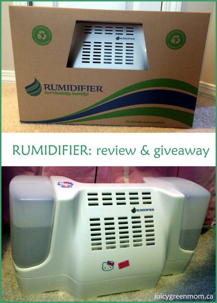 Rumidifier: REVIEW & GIVEAWAY