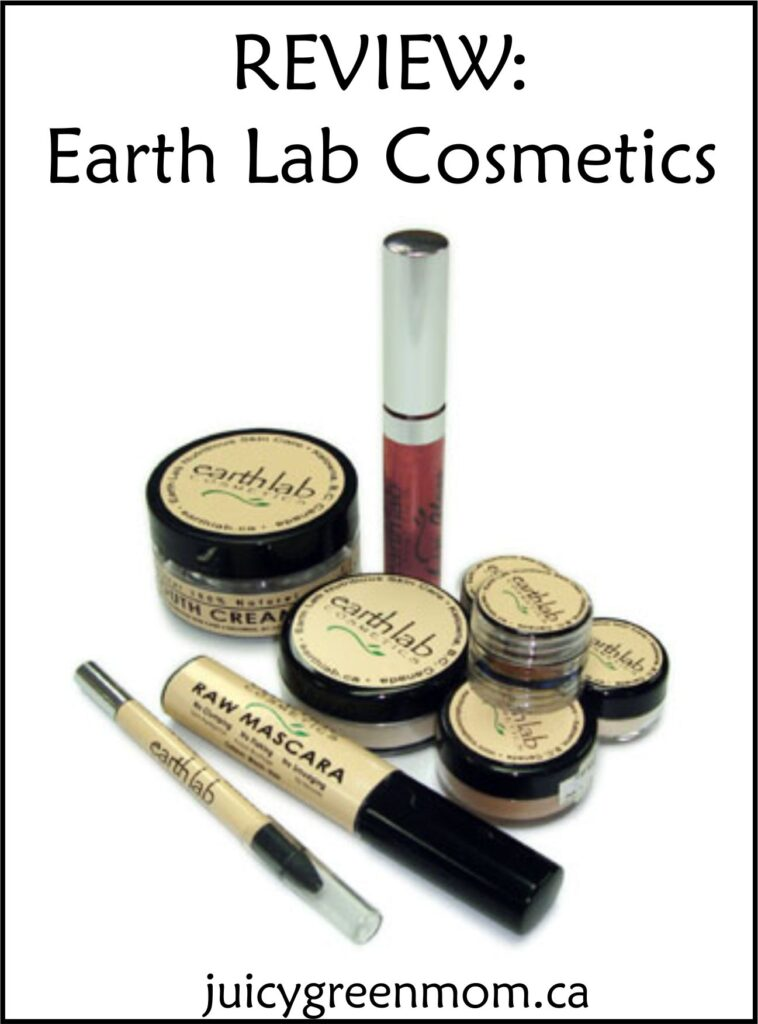 REVIEW: Earth Lab Cosmetics