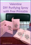 DIY Purifying Spray for Valentine's Day