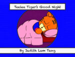Teelee Tiger's good night ebook cover