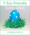 eco friendly easter ideas