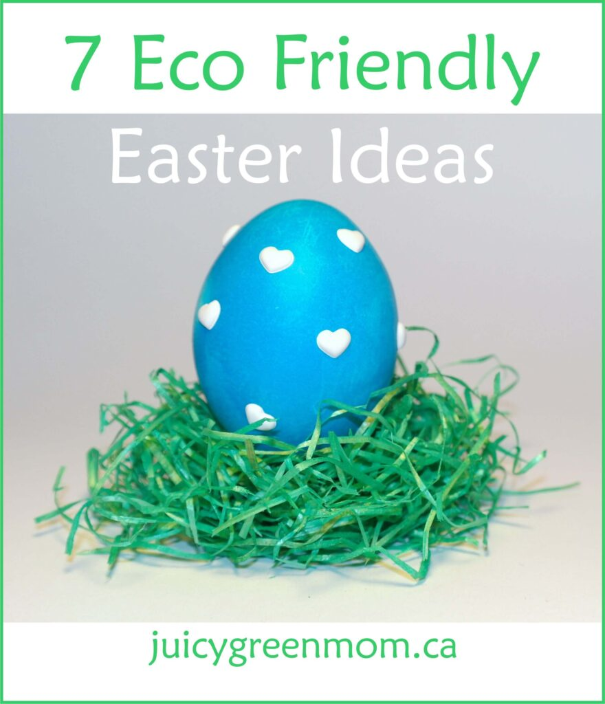 Environmentally Friendly Easter Crafts