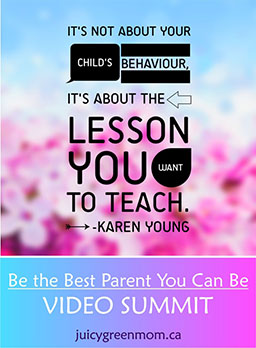 parenting quote from Karen Young