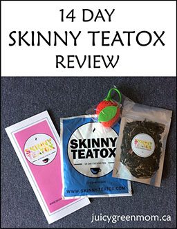 14 Day Skinny Teatox REVIEW