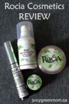 rocia cosmetics review juicygreenmom