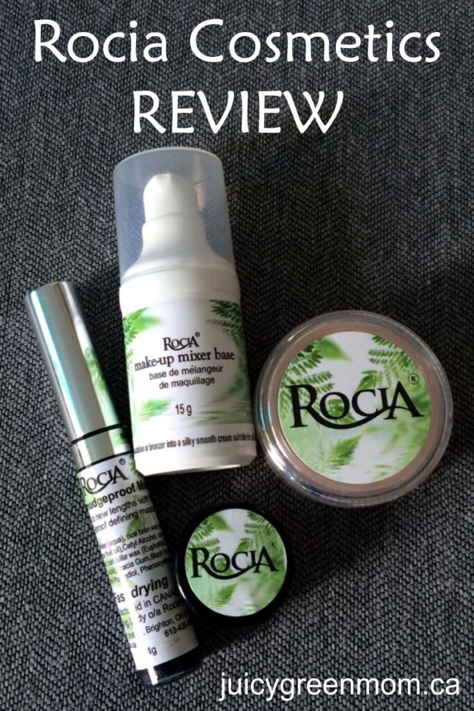 Rocia Cosmetics REVIEW