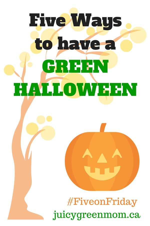 five on friday green halloween juicygreenmom