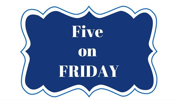 five on friday logo