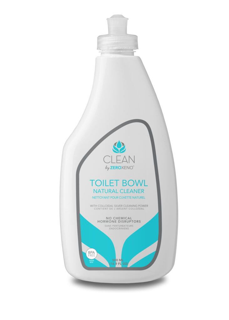 Zero Xeno Toilet Bowl Natural Cleaner