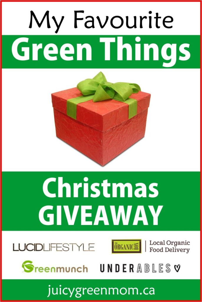 My Favourite Green Things: Christmas GIVEAWAY