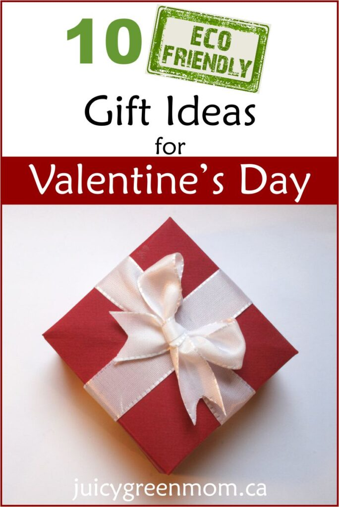 eco friendly gift ideas for valentines day juicygreenmom