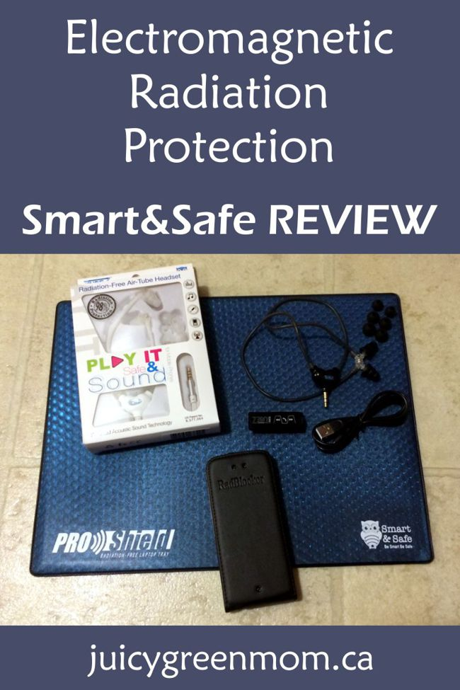 Electromagnetic Radiation Protection: Smart&Safe REVIEW