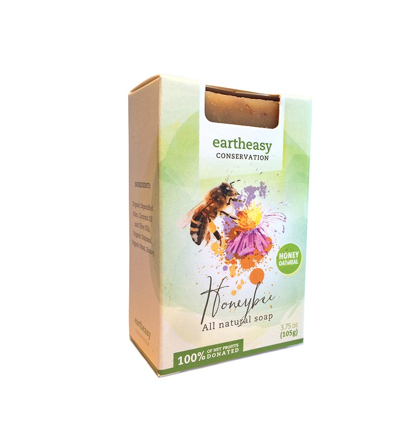 earth easy honeybee soap