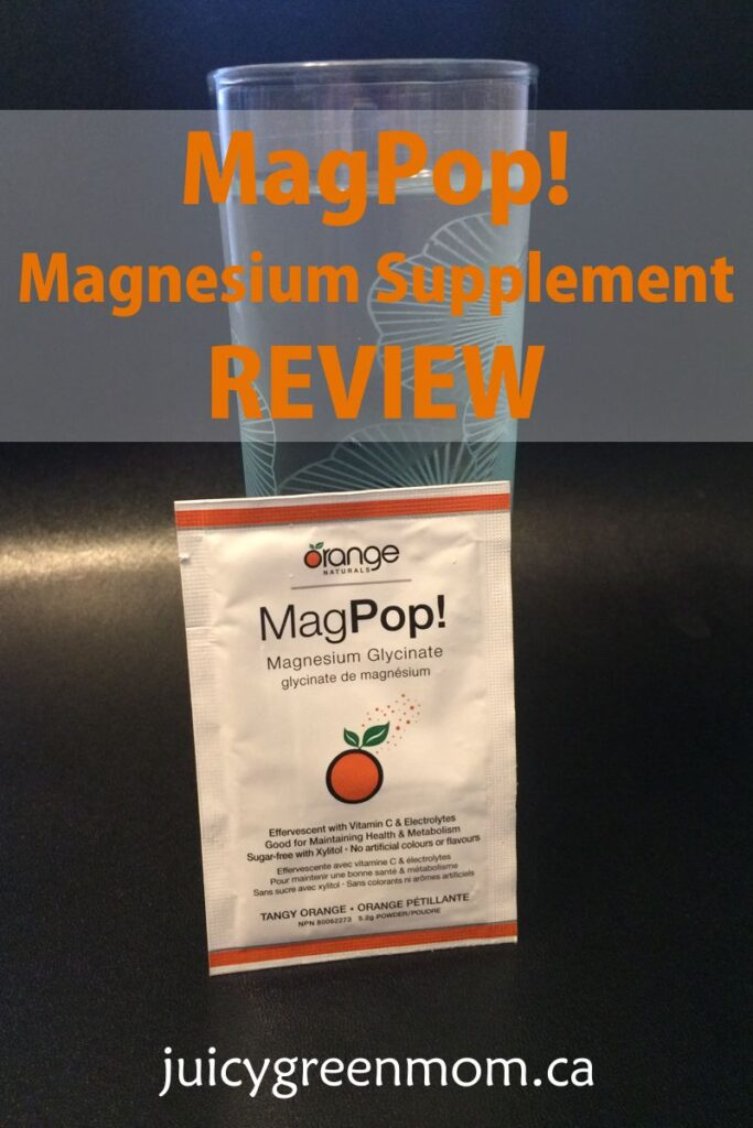 magpop magnesium supplement review juicygreenmom