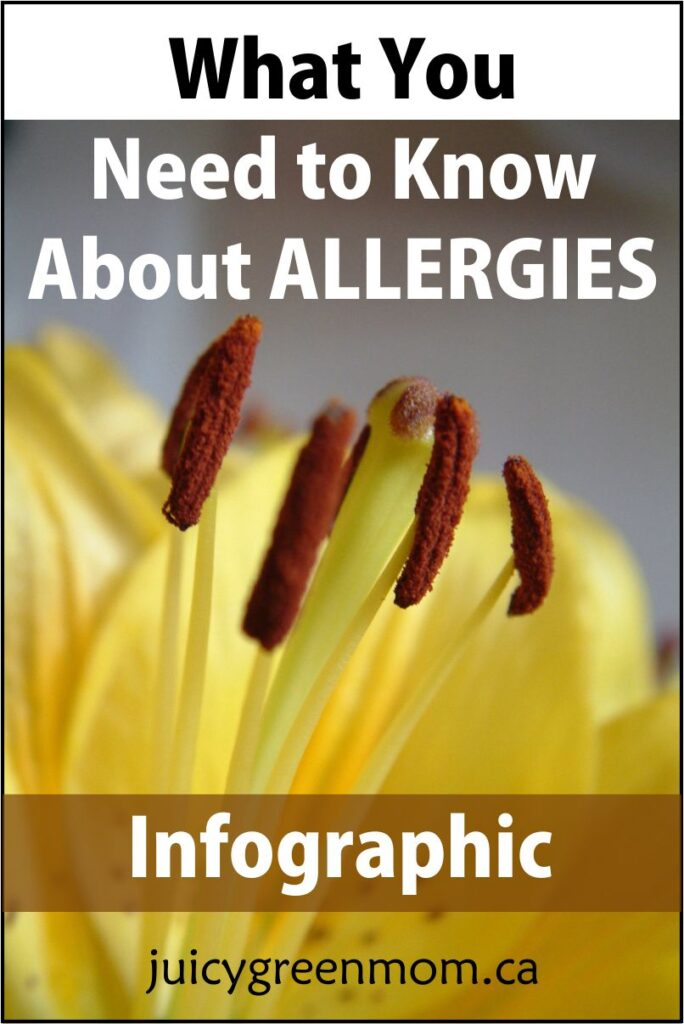 What You Need to Know About Allergies Infographic