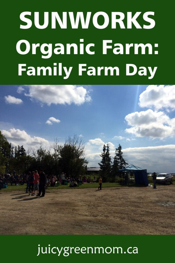 Sunworks Organic Farm: Family Farm Day