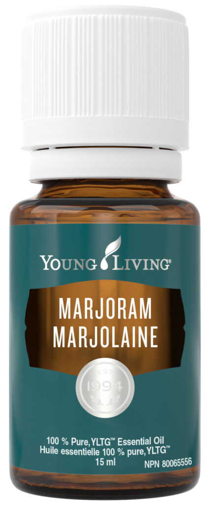 young living marjoram essential oil natural health product