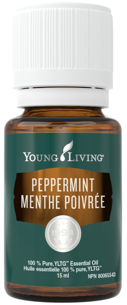 young living peppermint essential oil natural health product
