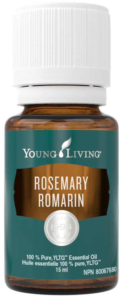 young living rosemary essential oil natural health product