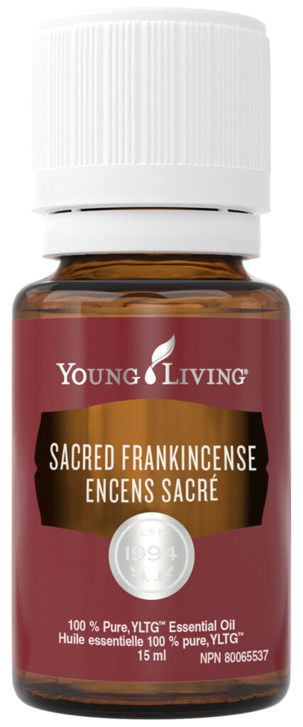 young living sacred frankincense essential oil natural health product