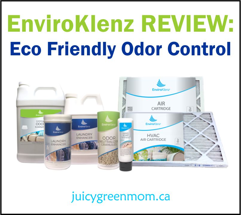 EnviroKlenz REVIEW: Eco Friendly Odor Control