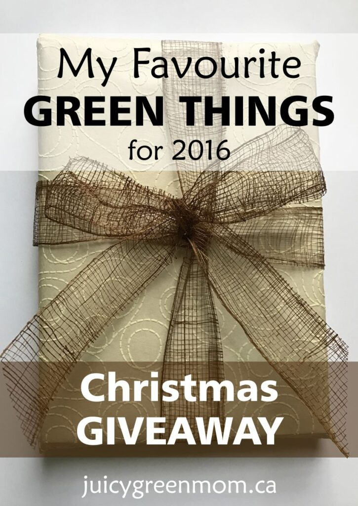 My Favourite Green Things for 2016