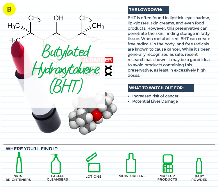 butylated hydroxytoluene BHT