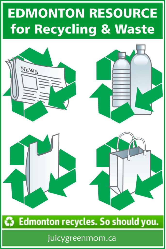 Edmonton Resource for Recycling and Waste