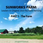 sunworks farm leaders in organic and humane farming part 1 the farm juicygreenmom