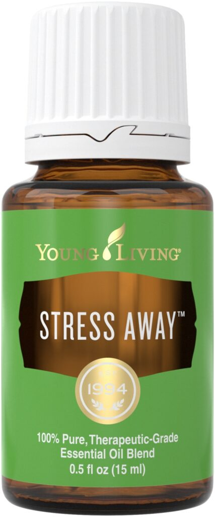 stress away young living