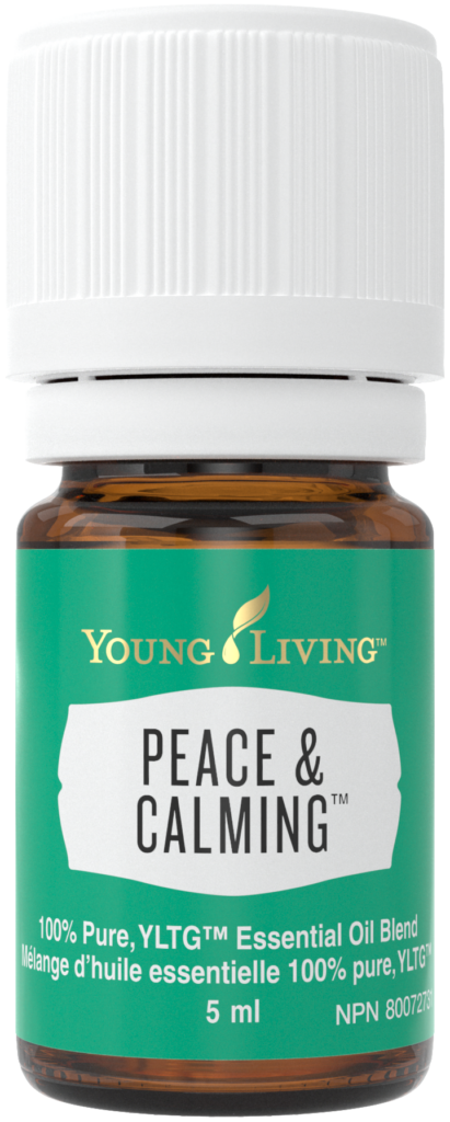 peace and calming young living