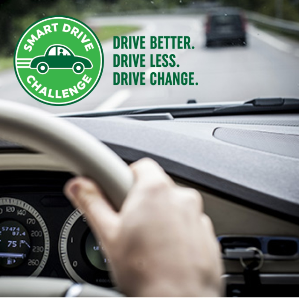 Join the SMART DRIVE CHALLENGE Today and You Could Win Cash!!