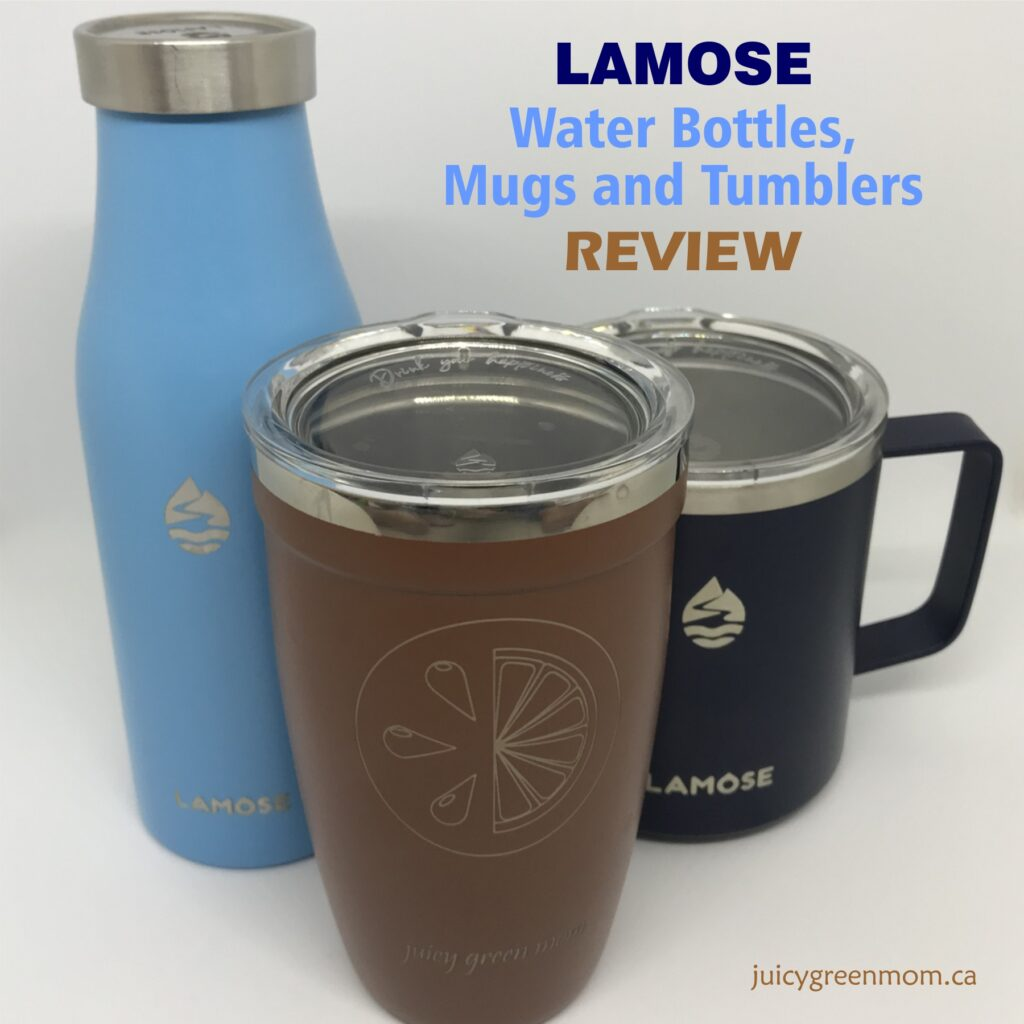 LAMOSE Water Bottles, Mugs and Tumblers REVIEW