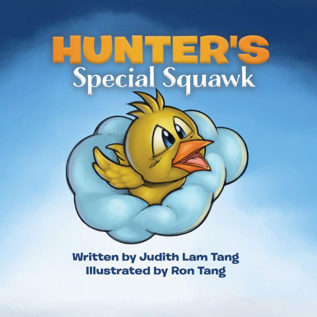 Hunters Special Squawk cover juicygreenmom