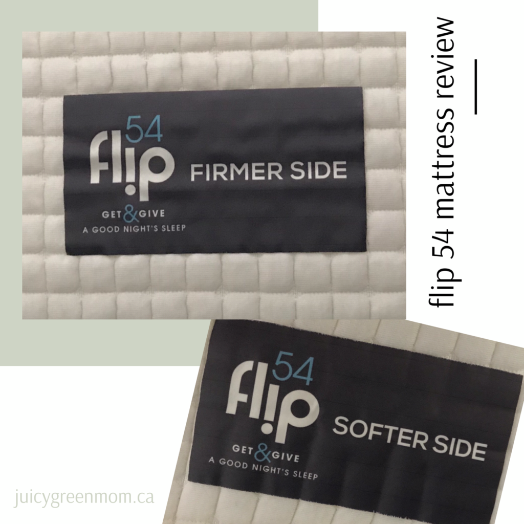 Flip 54 REVIEW: The Ultimate Earth Friendly and Comfortable Mattress